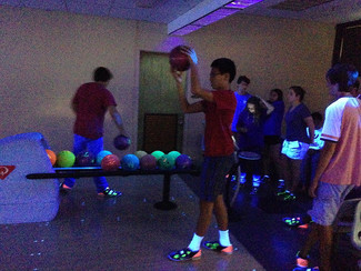 Latin Kickoff Party a Blast!
