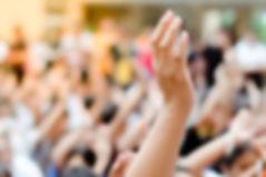 Raising Hands for Participation,Vote shu