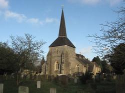 Banstead church 1