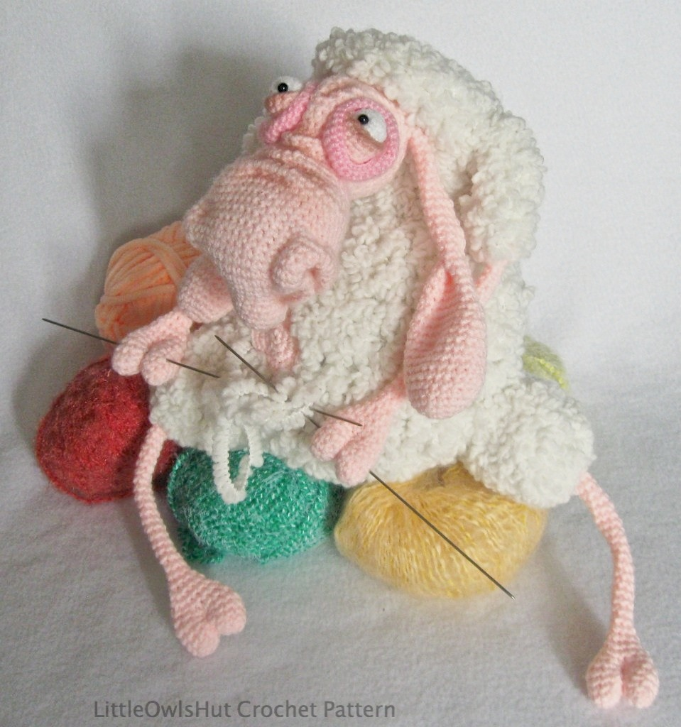 Sheep granny