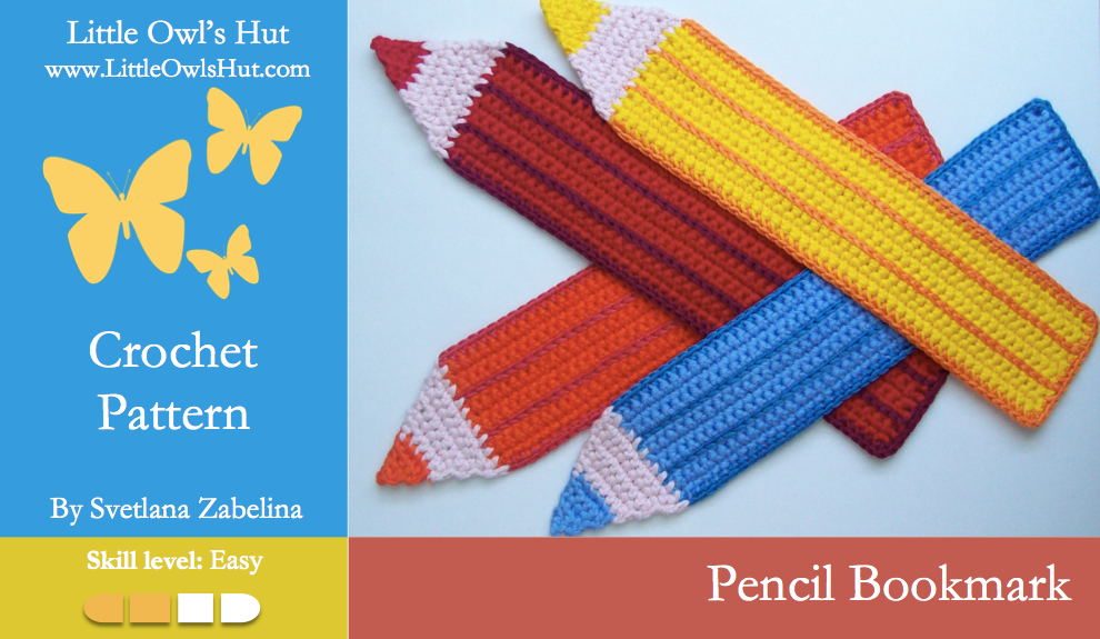 Zabelina Pencil Bookmark