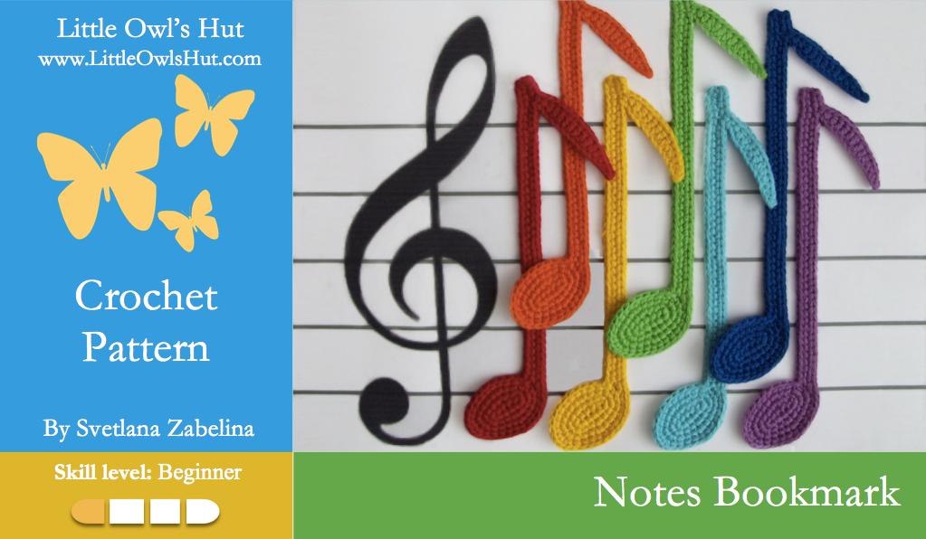 Zabelina Notes bookmark