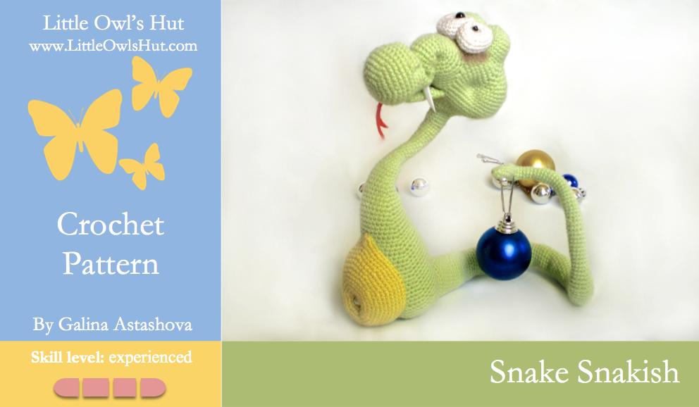 Astashova Snake Snakish