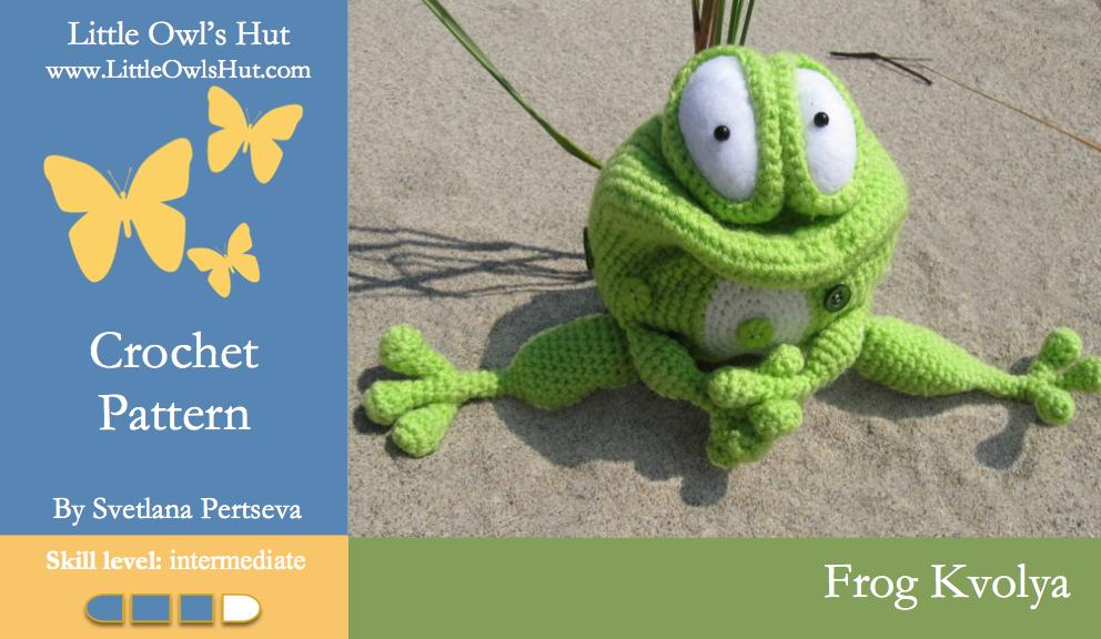 Pertseva Frog Kvolya