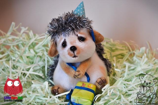 Hedgehog Shanya