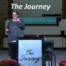 "Dr. Cindy Miller - ""The Journey"""