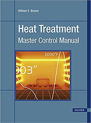 Heat Treatment Master book
