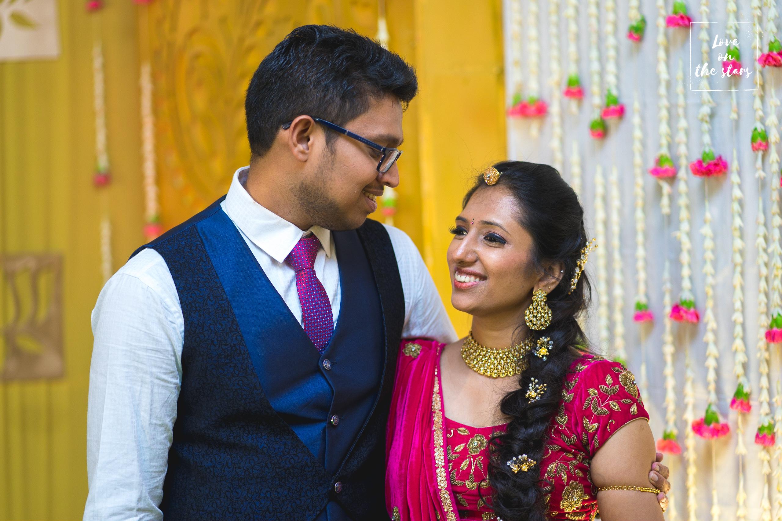 Vivek & Yamini