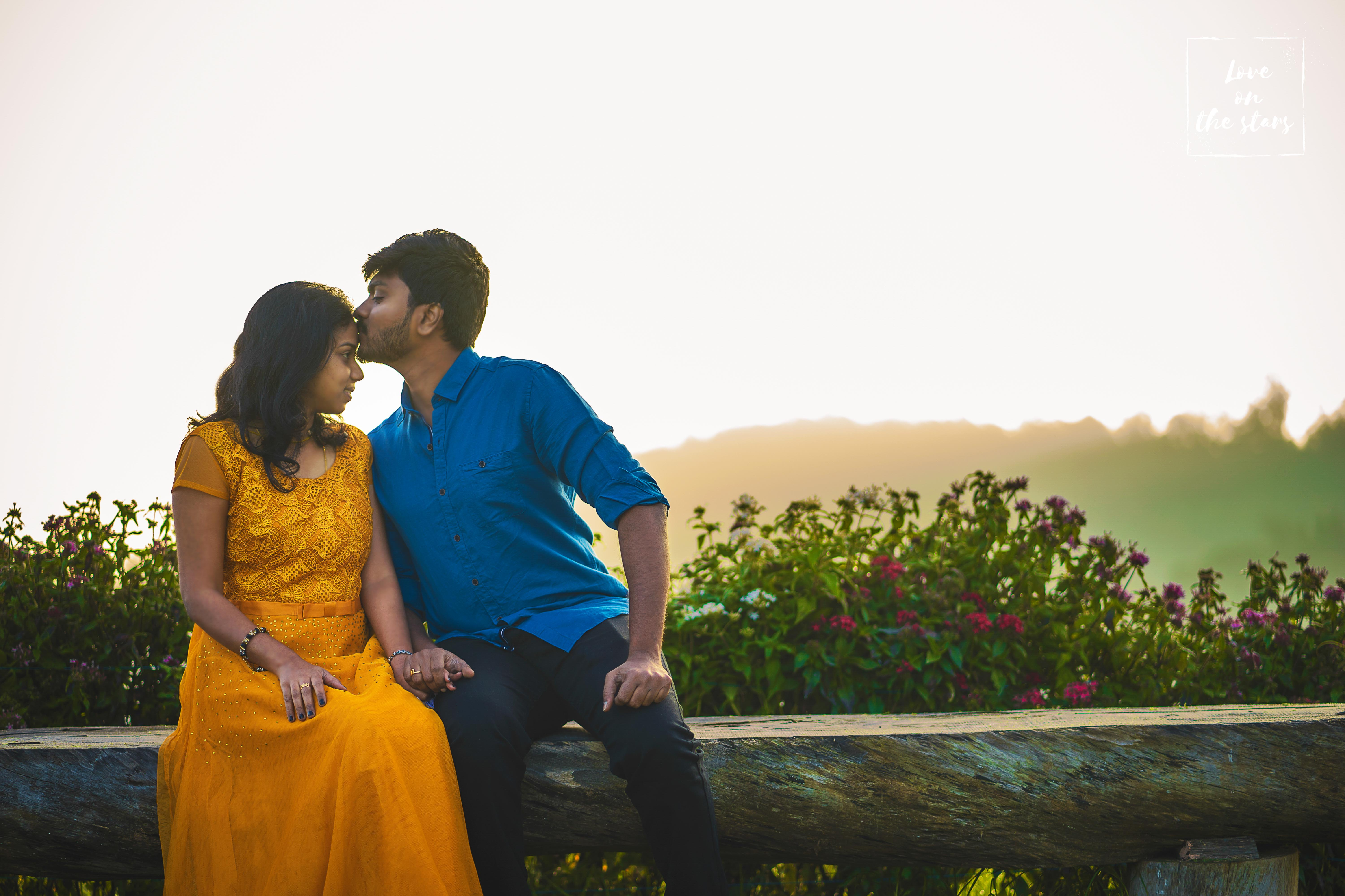 Sumesh & Pradeepa - Outdoor Shoot