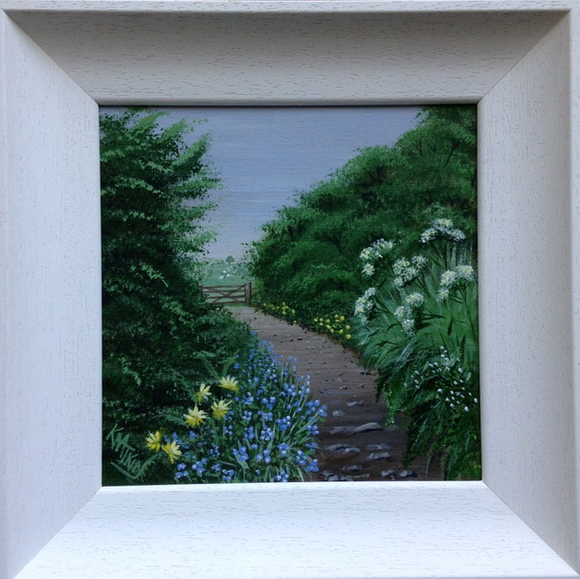Beyond the Gate SOLD