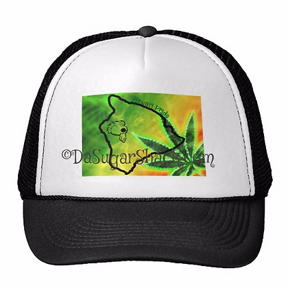 Rasta Hawaii Trucker Hats (9 Colors)
