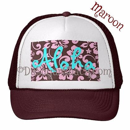 Aloha Sweety Trucker Hat