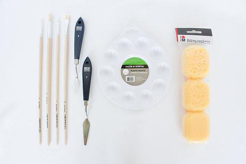 Künstler Tool-Set