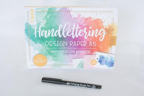 Handlettering-Set
