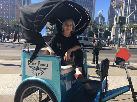 Pedicab Contest!