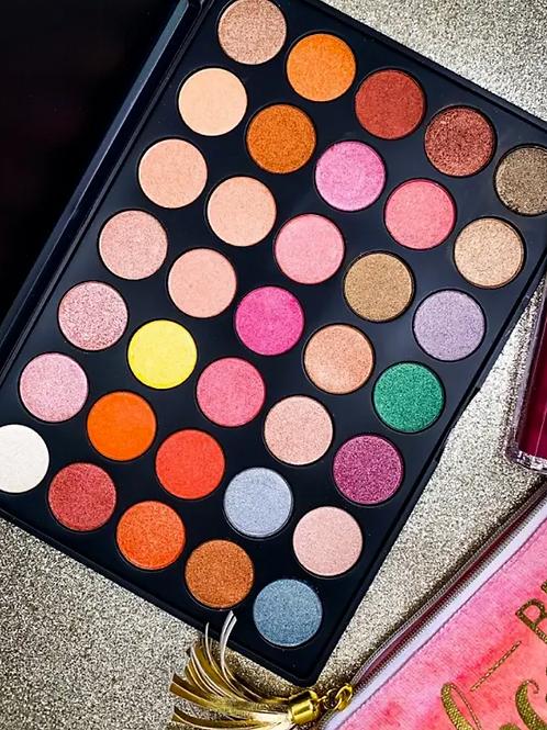 Barbie Eyeshadow Palette