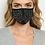 Thumbnail: Diva Rhinestone Face Mask