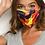 Thumbnail: Wild Camo Face Mask