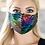 Thumbnail: Rainbow Sequin Face Mask
