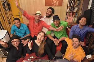 Encantigo Cuban Son band
