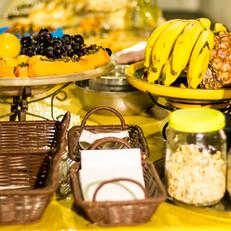 Café da Manhã na Pousada do Preto