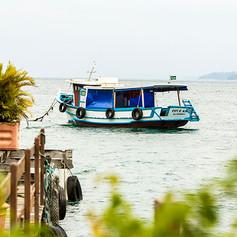 Passeio de Barco na Ilha Grande em Angra dos Reis, Rio de Janeiro - Pousada do Preto