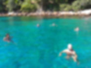 Águas Cristalinas - Ilha Grande, Angra dos Reis - Rio de Janeiro