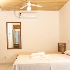 Quartos Suítes Confortáveis na Pousada do Preto em Ilha Grande - Angra dos Reis no Rio de Janeiro