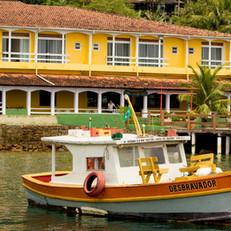 Pousada do Preto - Hotel Angra dos Reis - Ilha Grande no Rio de Janeiro