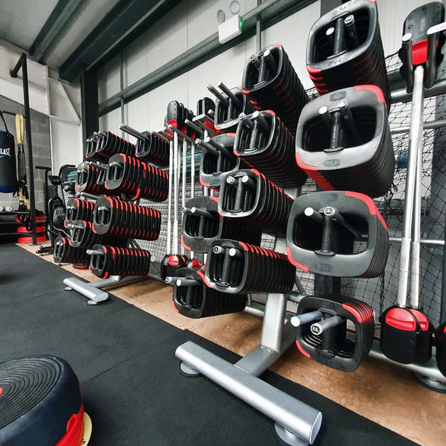 Les Mills Equipment