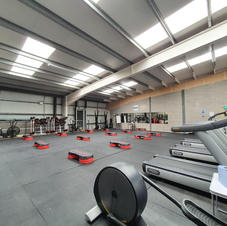 Group Fitness Area