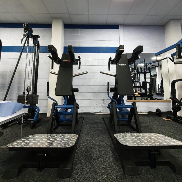 Primal Dual Hack Squat Machines