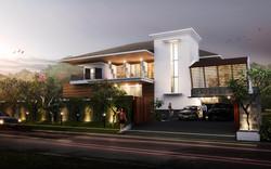 DHARMAWANGSA HOUSE