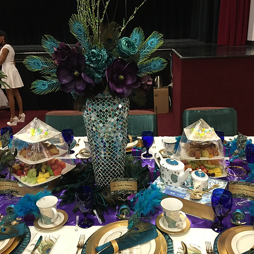 J4J Ladies Ministry Tea & Fashion Show