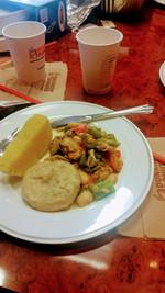 Breakfast-Jamaican style