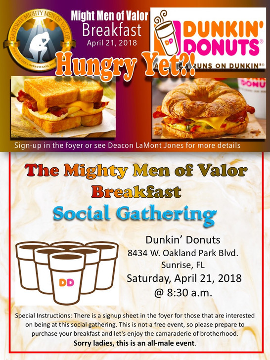MMV Breakfast flyer