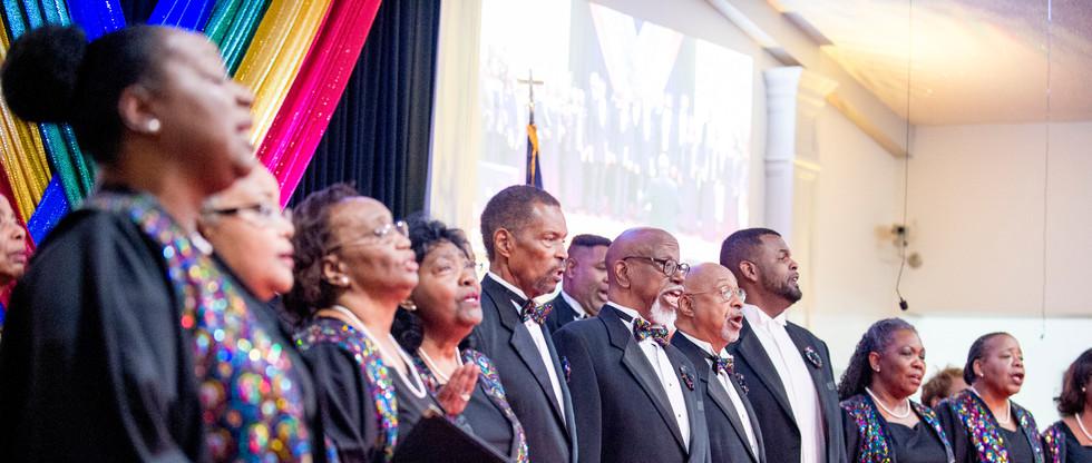 Gateway Church Black History Concert