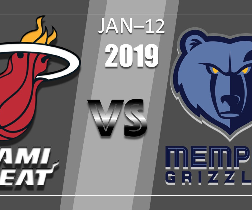 Miami Heat vs Memphis Grizzles