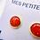 "Thumbnail: ""Mes petites..."" Rouge & Or"