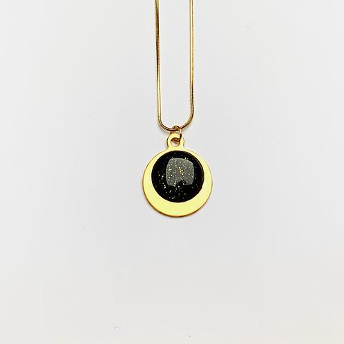 Moon Gloss Noir Poudre d'Or