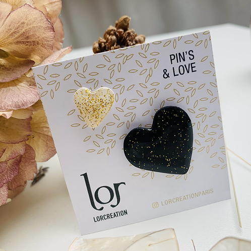 Pin's & Love Duo