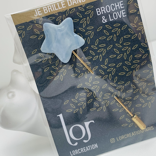 Broche & Love Phosphorescent