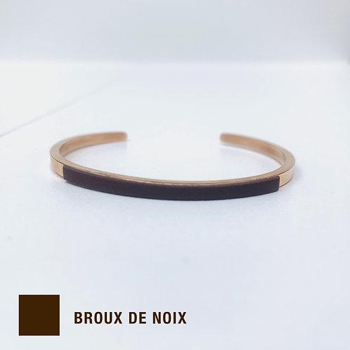Mini jonc BROUX DE NOIX
