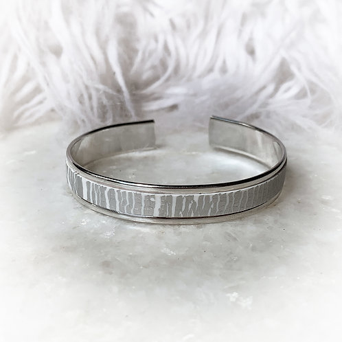 Shine White Silver