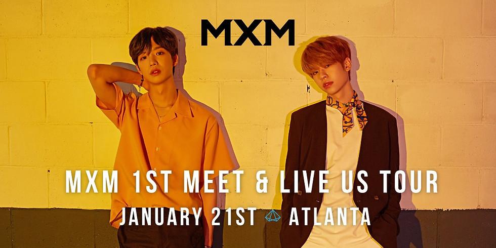 2019 MXM Atlanta Concert