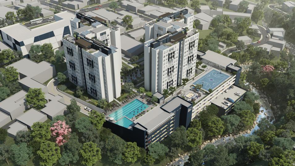 Bambu Rivera Club Residences - Master Plan