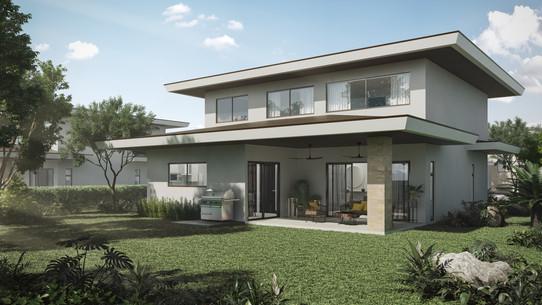 Hacienda Espinal - Casa Tipo A