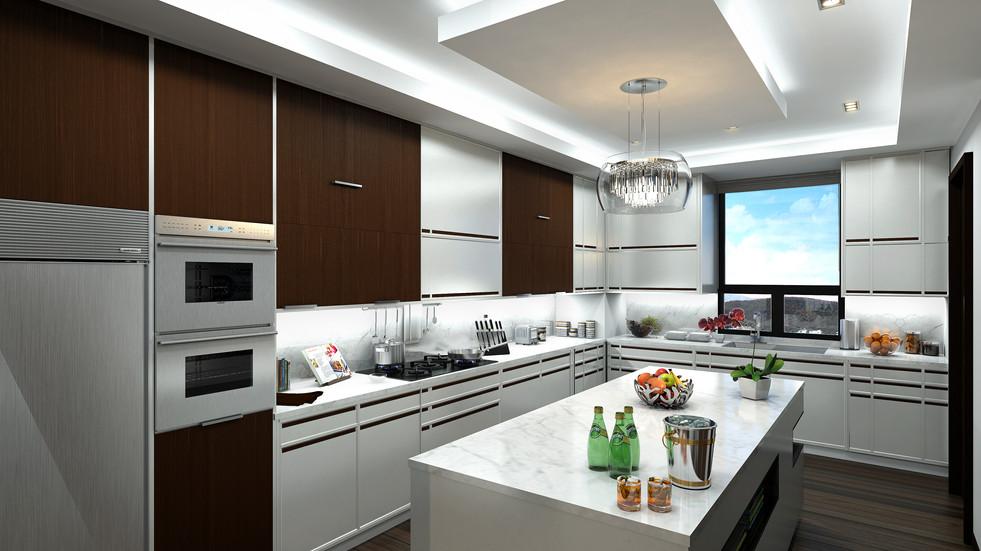 Torre MR 901 - Cocina
