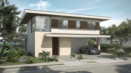 Hacienda Espinal - Casa Tipo B