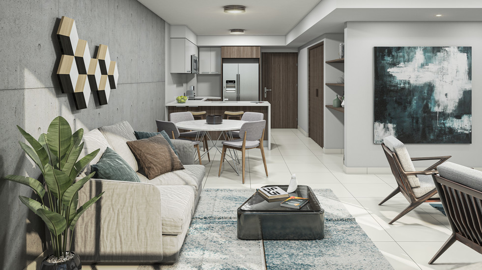 Uruka Point - Apartamento Tipo A
